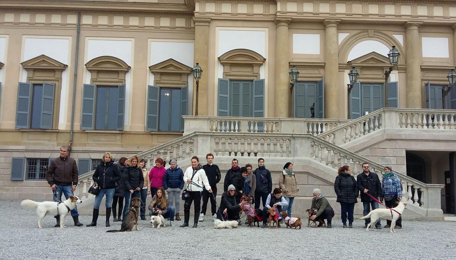 Passeggiata didattica NOVEMBRE ABC Dog Monza