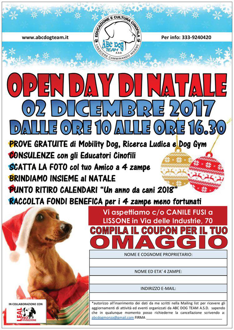 ABC DOG open day 2017