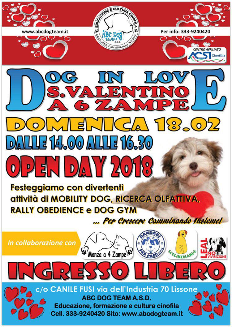 ABC DOG san valentino 2017