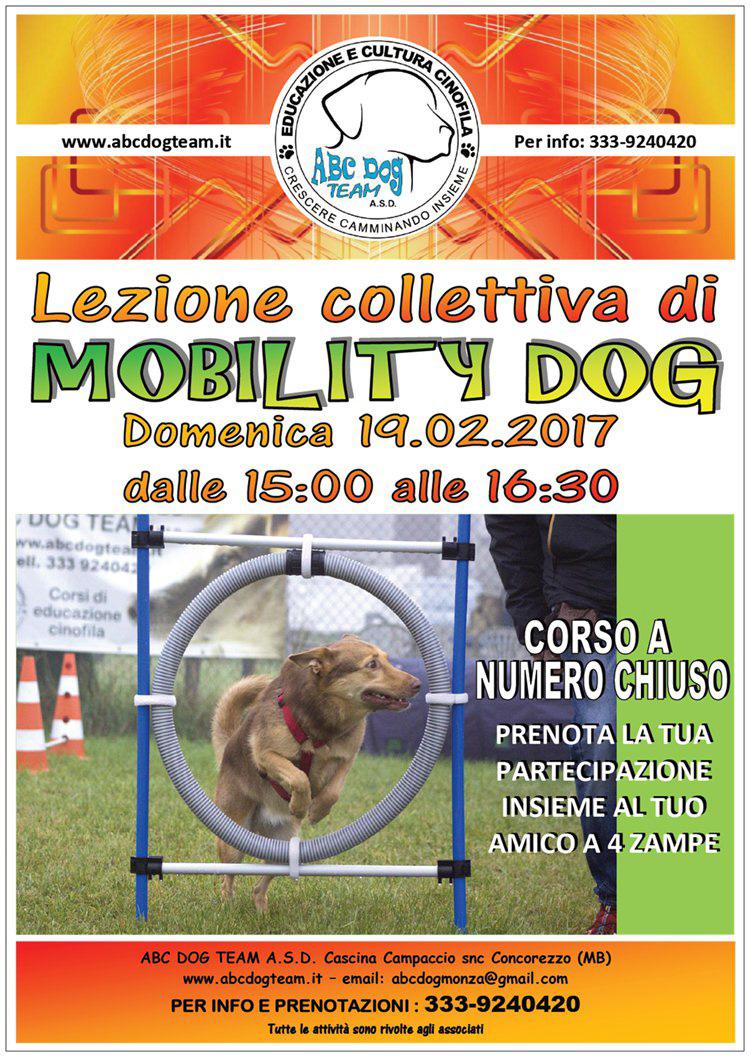 ABC DOG MOBILITY DOG febbraio 2017