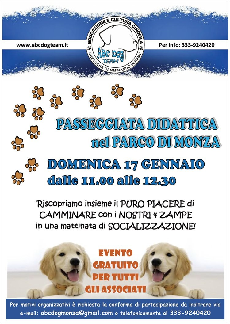 ABC DOG PASSSEGGIATA DIDATTICA 1 2015 (2)
