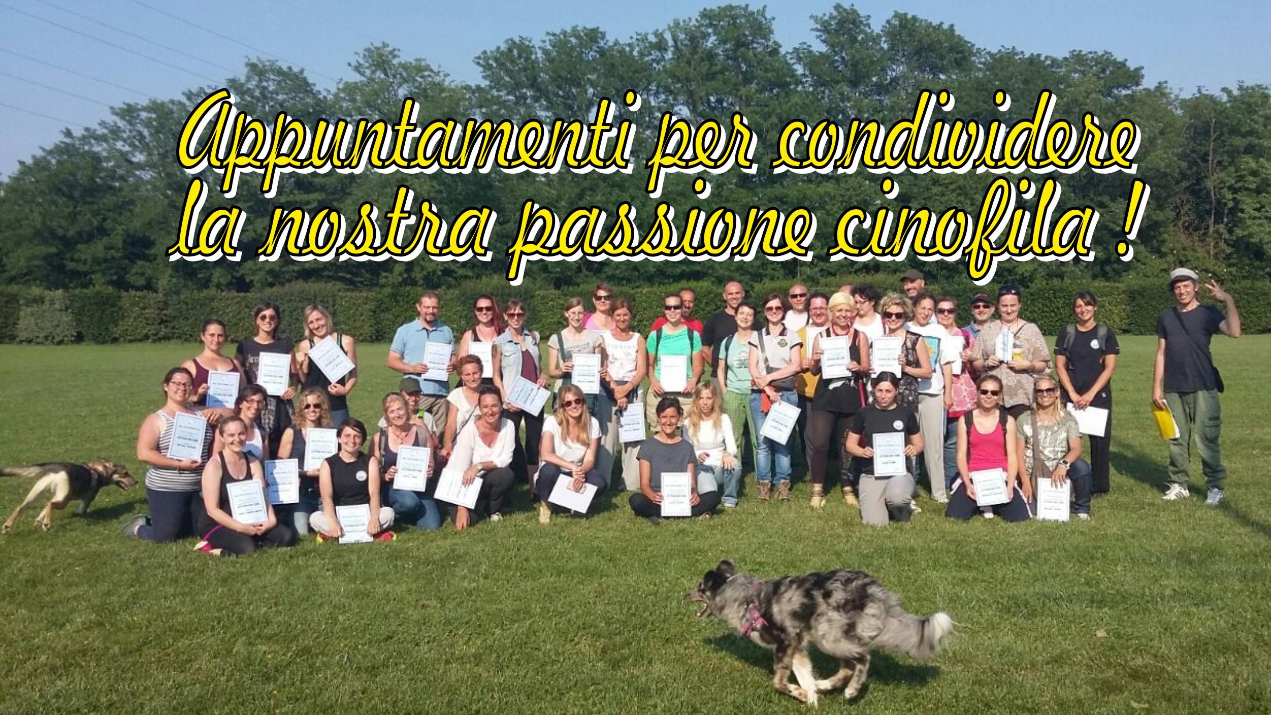 ABC Dog Monza eventi