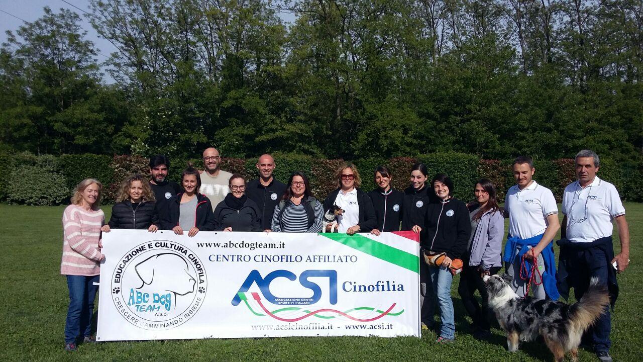 ABC Dog Team Monza corsi di formazione 5