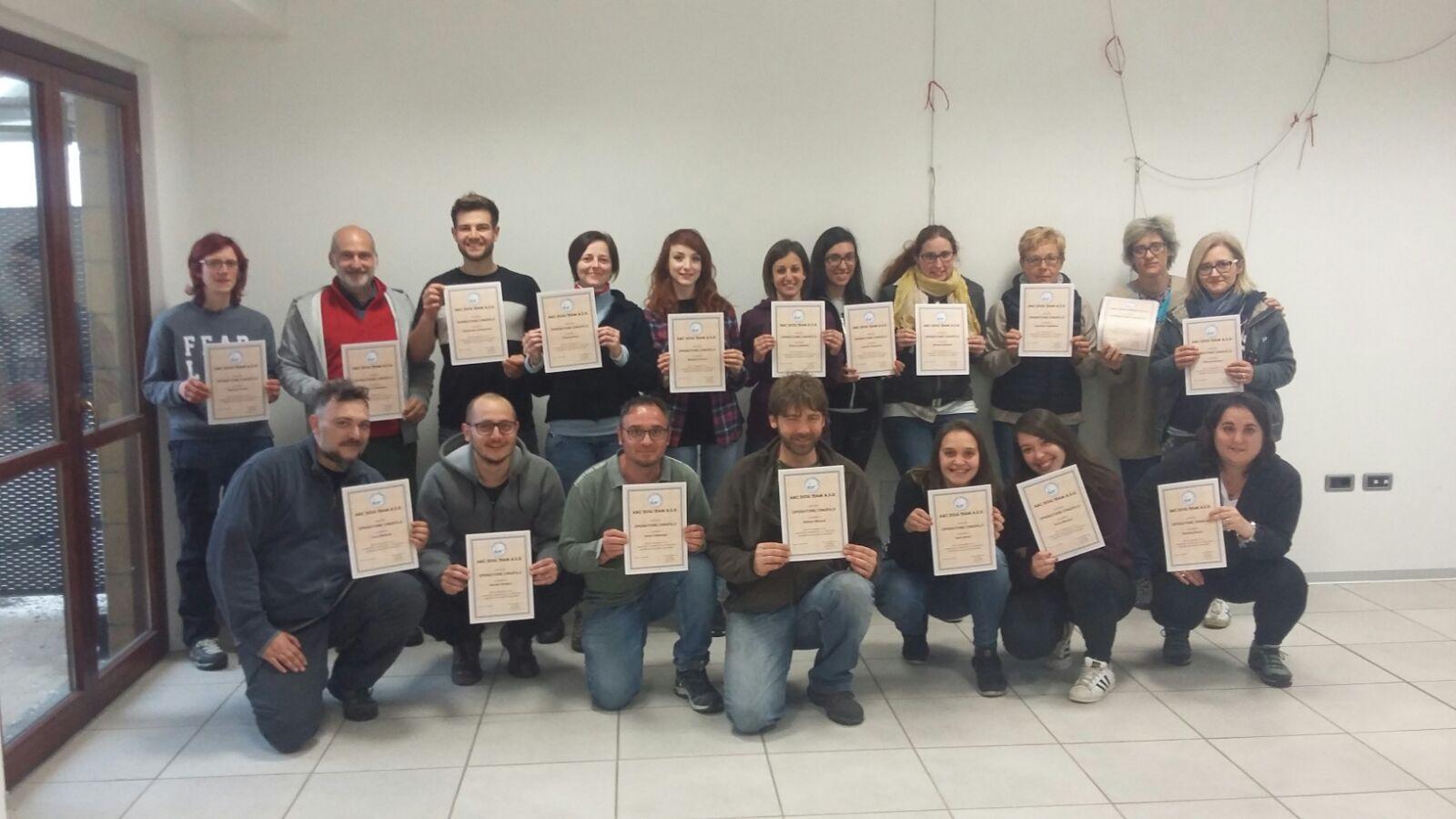 ABC Dog Team Monza corsi di formazione 9