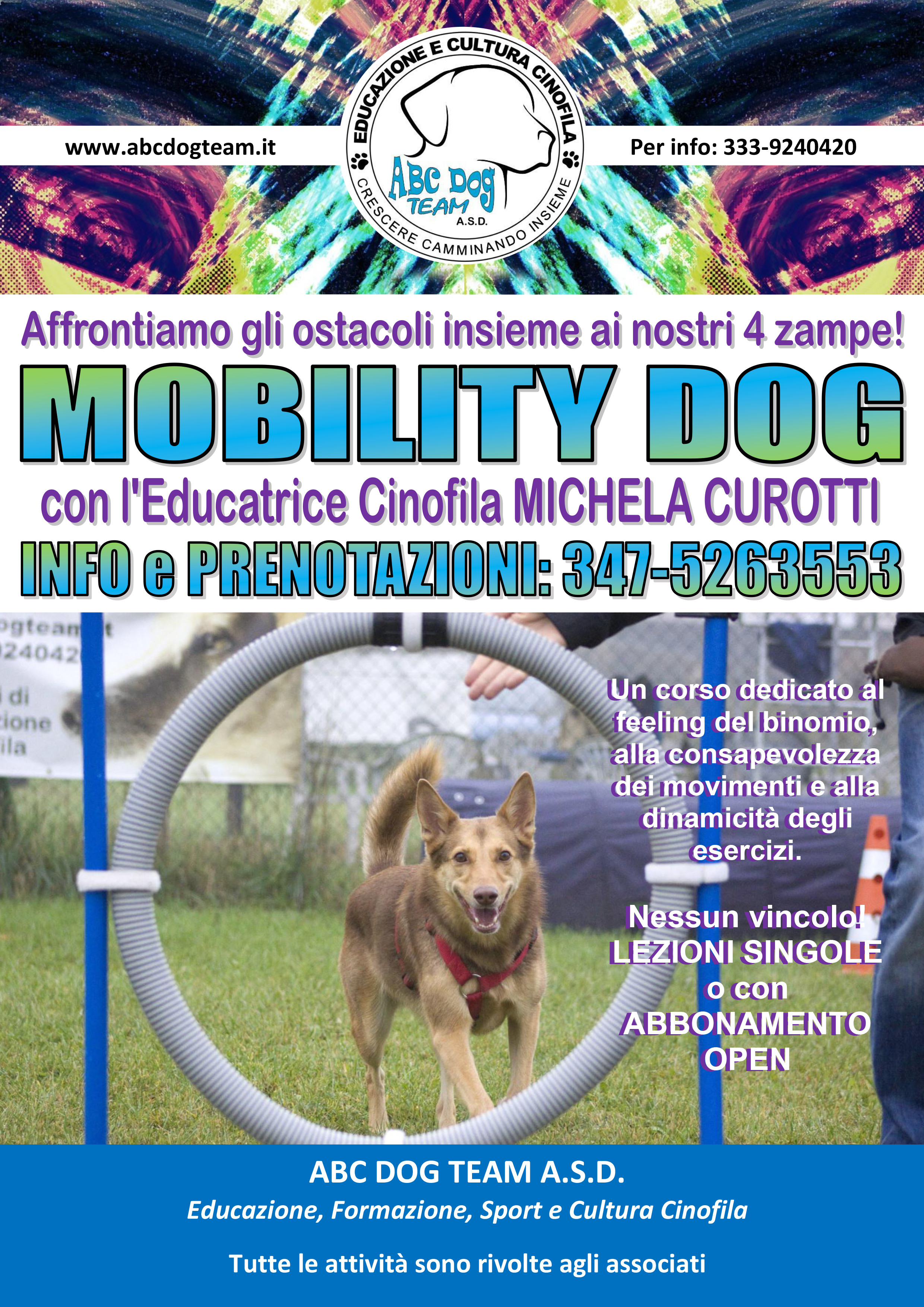 Abc Dog Team MOBILITY DOG Monza