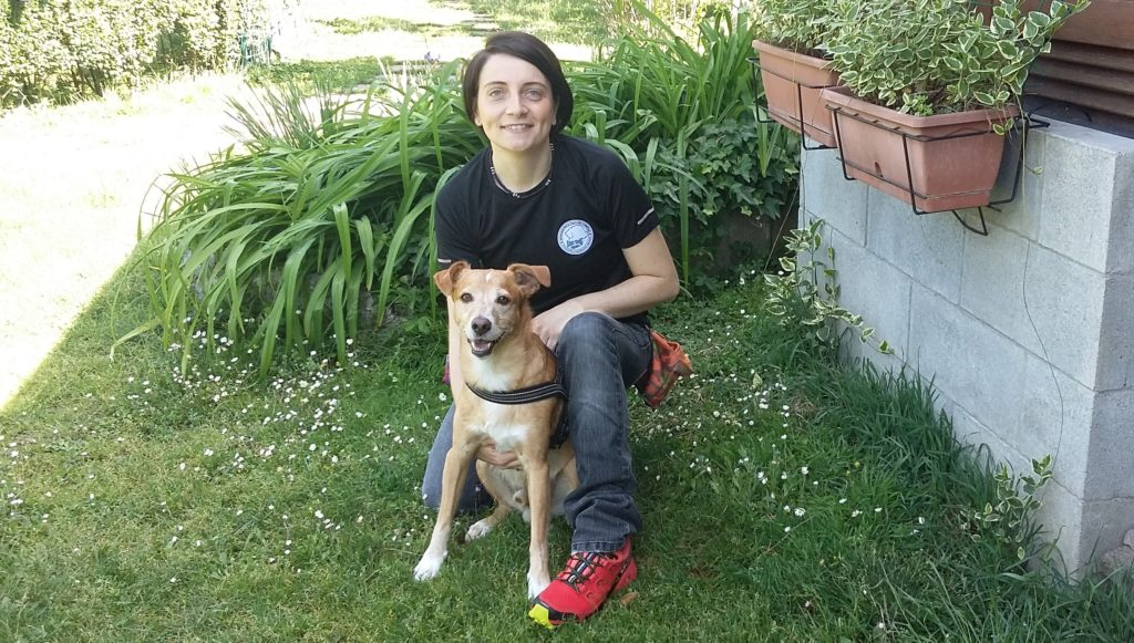francesca di biase educatore abc dog team
