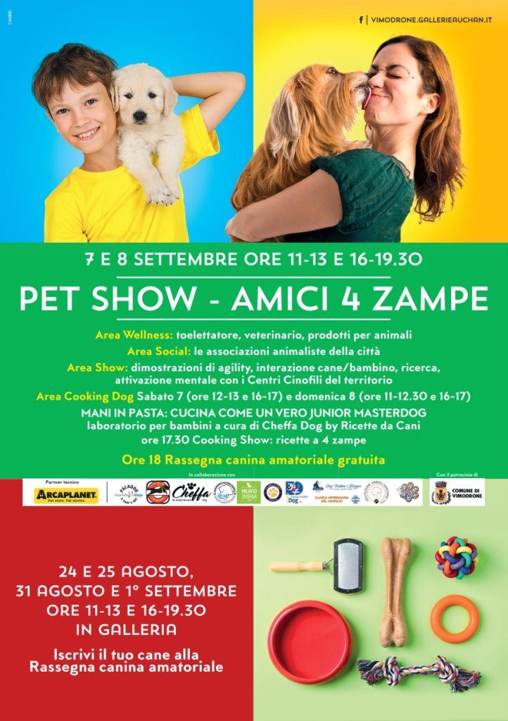 Abc Dog Team Pet Show Vimodrone 2019