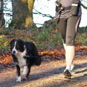 Cintura Dog Jogging - Walker Woman Activity